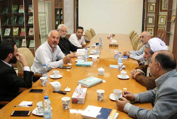 American Universities Professors Visits IRF
