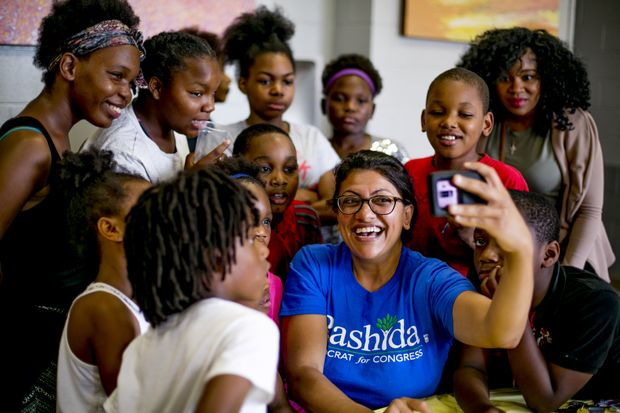 U.S. Congress to get first Muslim woman as Tlaib wins nomination