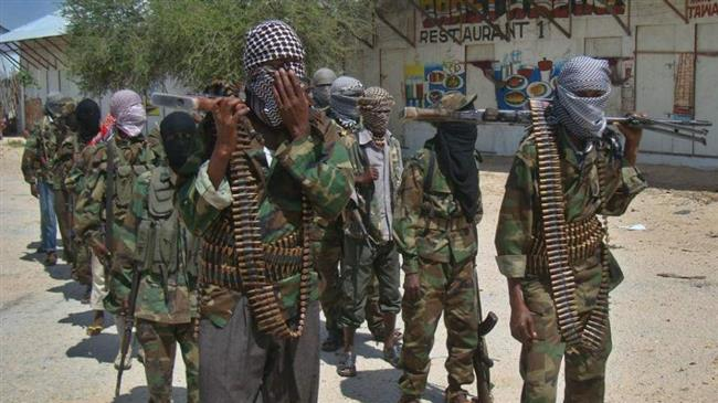 Shabab militants 'kill ۵ soldiers' in Kenya's north