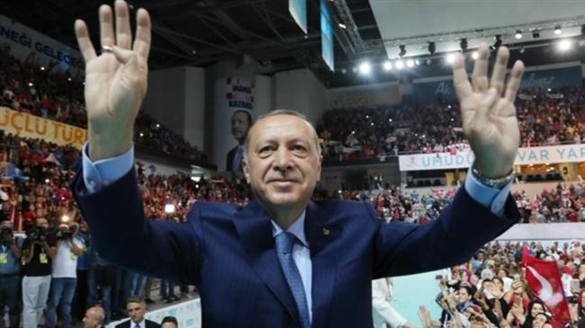 President Erdogan: US has dollars, 'we have our God'