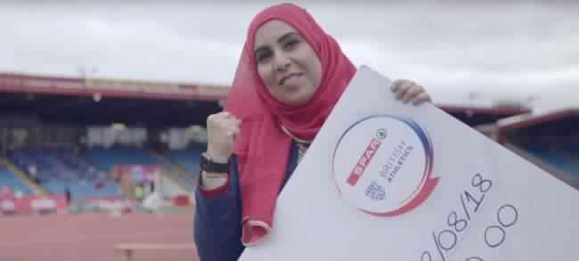 Meet UK's first Hijabi boxing coach