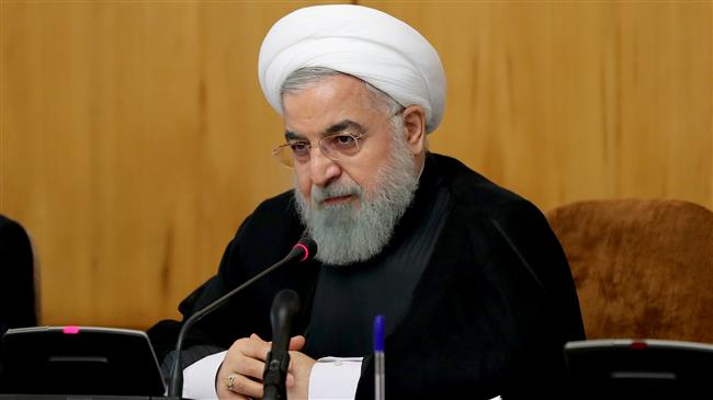 Iranian president US going through worst period in its history