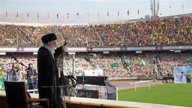 Iran will slap US in face by defeating sanctions: Ayatollah Khamenei
