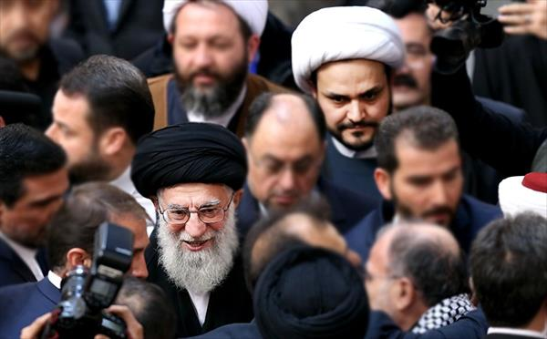 If being the follower of the Guardianship of the Islamic Jurist is dependence, we are dependent/ I met Imam Khamenei after al-Nujaba was sanctioned