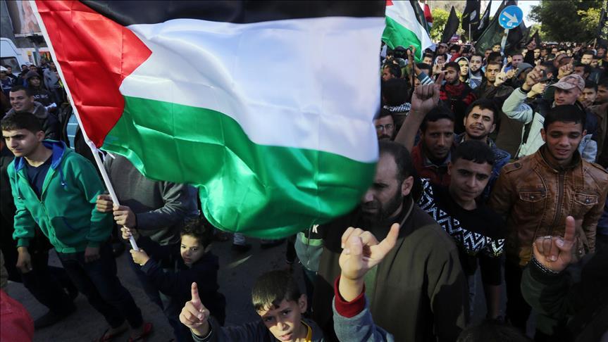 Hamas, Islamic Jihad vow to continue Gaza Strip rallies
