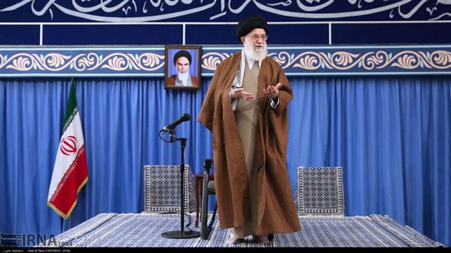 Ayatollah Khamenei: US always defeated in face-off with Iran