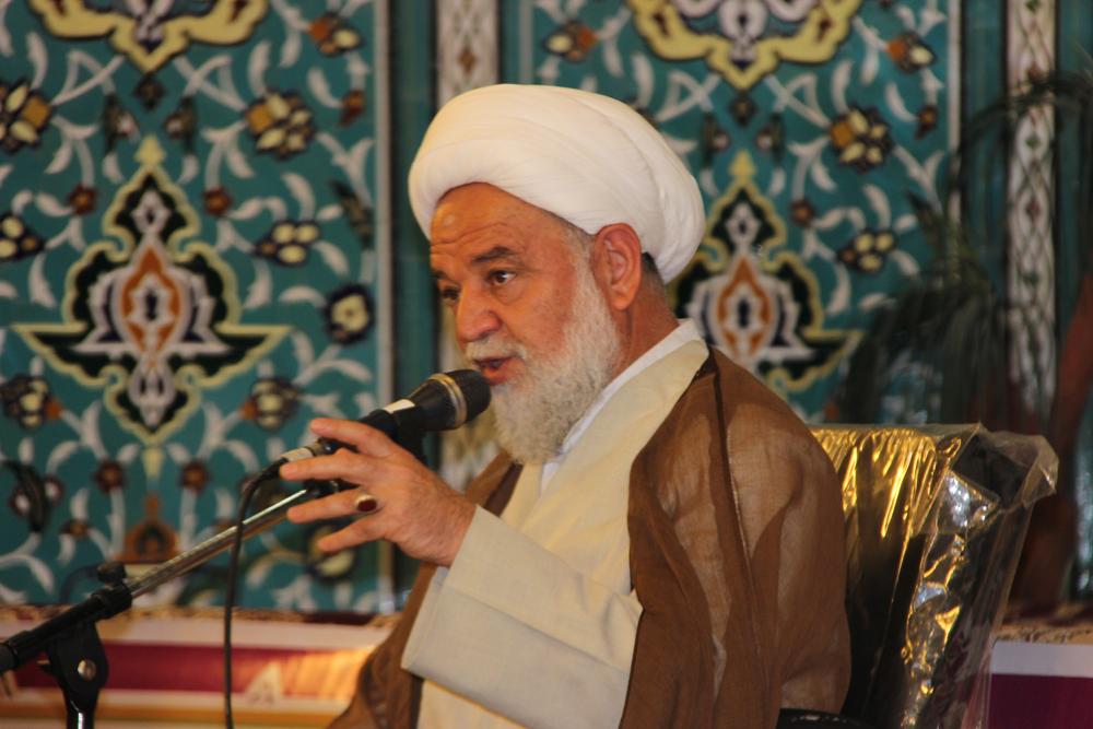 حجۃ الاسلام والمسلمین ابوالقاسم یعقوبی
