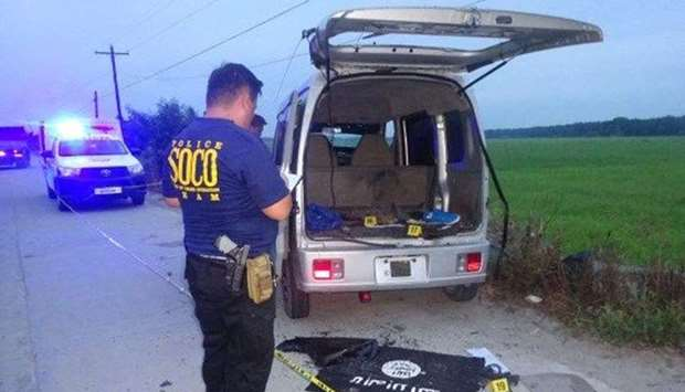 Two suspected Daesh-allied militants killed in Philippines