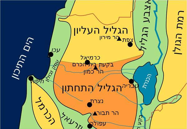 "The Israeli Ynet News: al-Nujaba and Hezbollah are to attack ""Galilee"" in Israel"