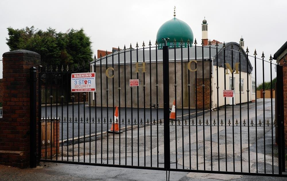 Plans for new community centre at Cradley Heath Central Mosque in Plant Street submitted after former facility burnt to ground by arsonists