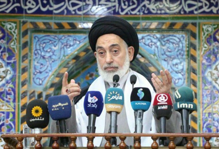 حجت الاسلام و المسلمین سید صدر الدین قپانچی