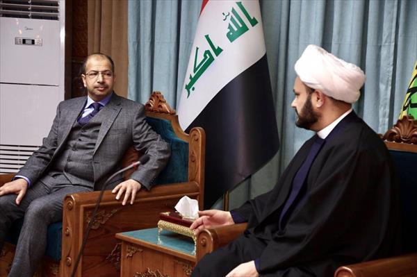 Al-Kaabi: Iraqi officials should meet the demands of the people