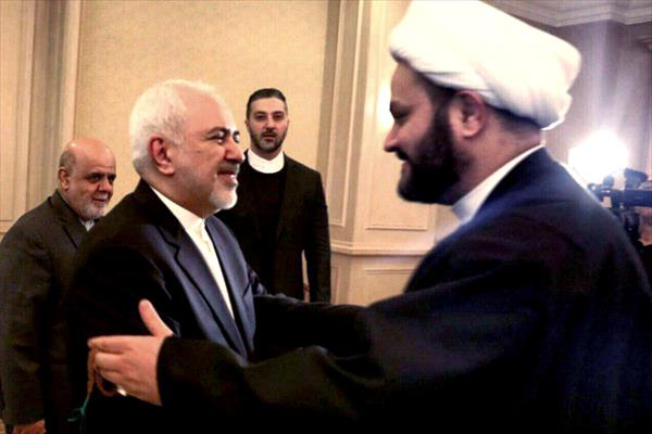 Zarif and al-Kaabi assessed the regional issues during their meeting