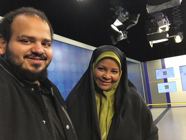 American Anchor for Iranian state TV arrested On visit to U.S