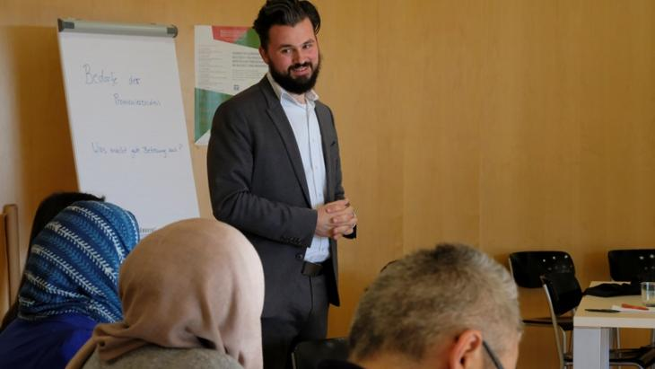 Germany′s Academy for Islam in Research and Society