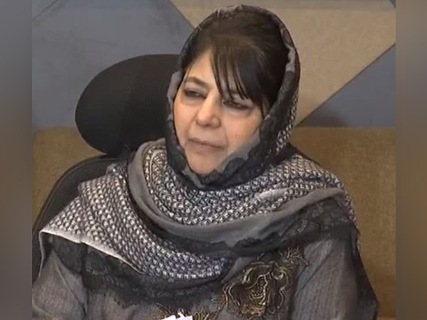 Muslims, minorities being subjected to abuse, injustice in J&K, alleges PDP chief Mehbooba Mufti