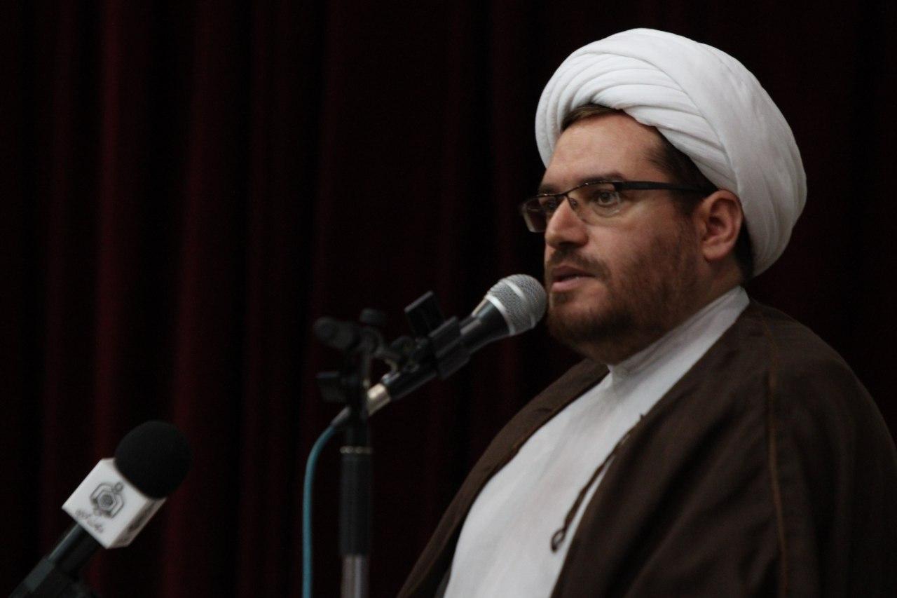 حجت الاسلام و المسلمین مسعود انصاری