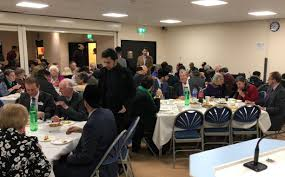 Peace and unity on agenda at Hillingdon mosque's inter-faith dinner