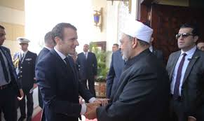 Macron: French imams should be trained at Egypt's Al-Azhar