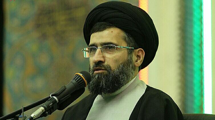 حجت الاسلام والمسلمین حسینی قمی