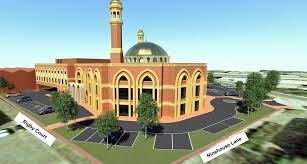 New plans for three-storey mosque in Great Lever revealed
