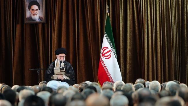 Ayatollah Khamenei: US 'embodiment of evil, violence