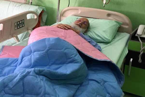 Sheikh Issa Qassim hospitalized in Iran's capital Tehran