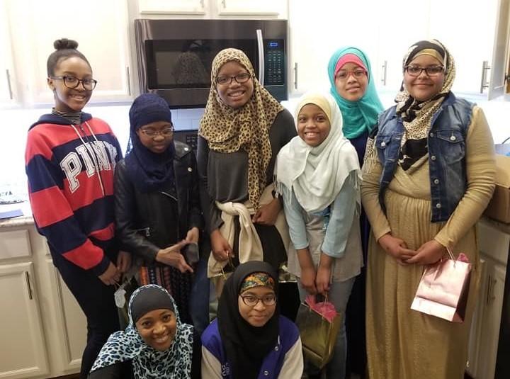 Muslim girls empowerment organization holds poetry workshop