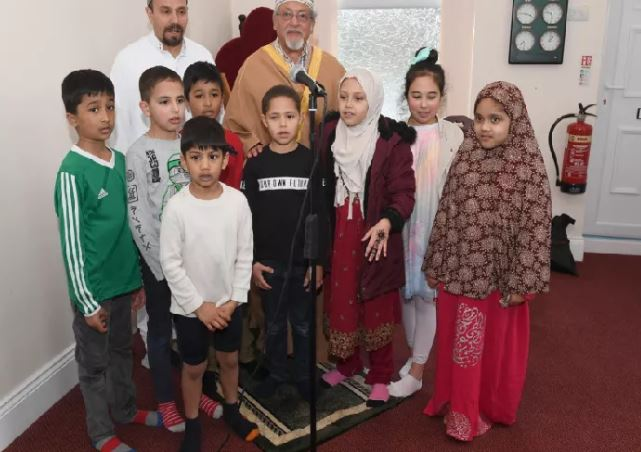 First mosque open day proves popular in Sleaford