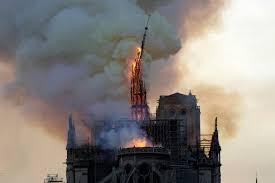 France vows to rebuild Notre Dame Cathedral after devastating fire