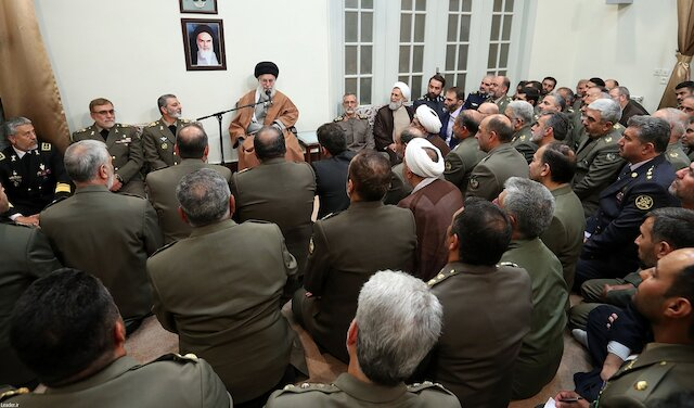 What would happen to the region if IRGC and Army hadn't got involved in the fight against ISIS?