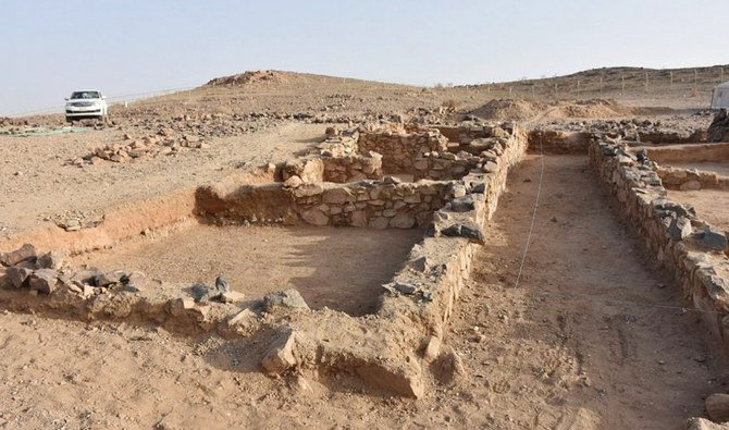 Third mosque discovered during excavations at Al-Abla, Arabian Peninsula