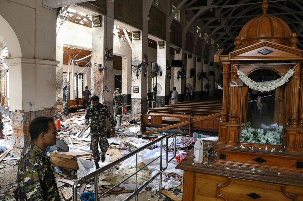 Muslim scholars lament horrific tragedy in Sri Lanka