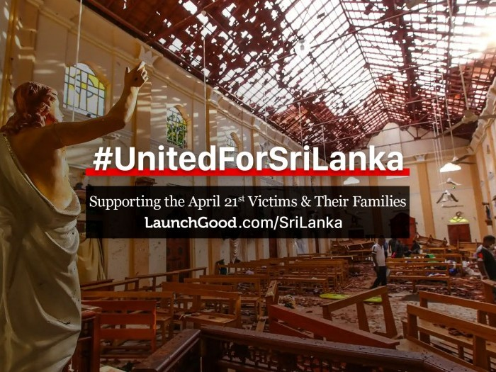 US Muslims raise funds for Sri Lanka victims