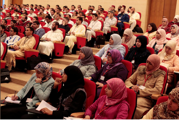 Morocco trains foreign students in its practice of moderate Islam