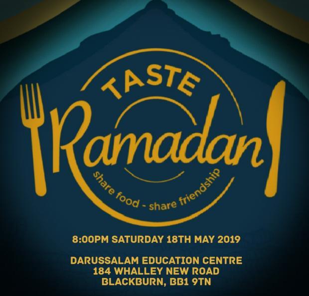Non-Muslims invited to 'Taste Ramadan' events