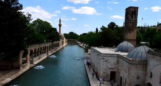 ۸۰۰-year-old mosque in Turkey's Şanlıurfa ready after restoration