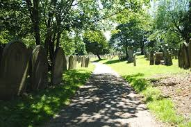 New grave plots for Muslims at Preston Cemetery