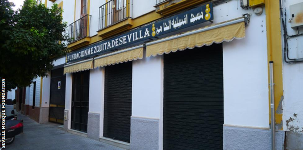Seville first purpose-built mosque in ۷۰۰ years