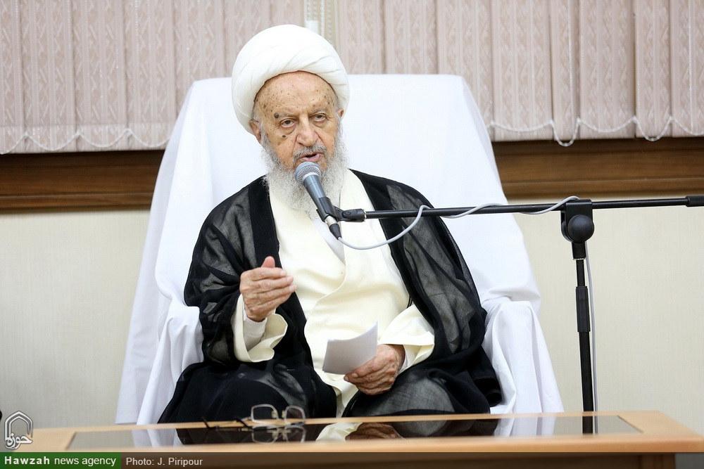 آیت الله العظمی مکارم شیرازی: مسئولان مراقب باشند اصل مبارزه با فساد تحت الشعاع قرار نگیرد
