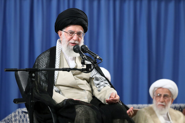 Today's youth will see the liberation of Palestine: Imam Khamenei