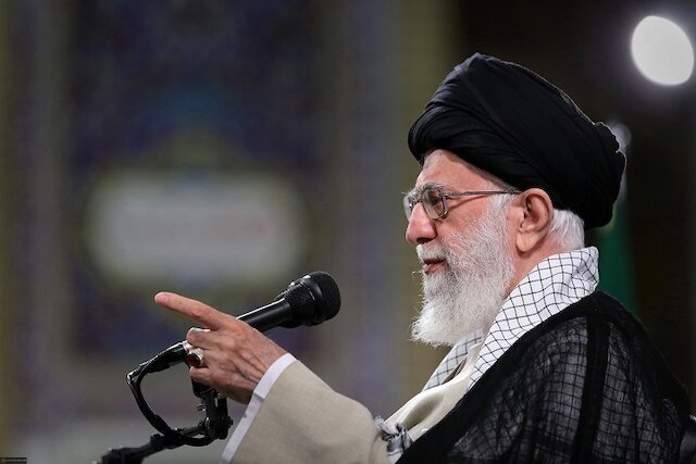 Ayatollah Khamenei warned Bahraini leaders of supporting the Zionist regime