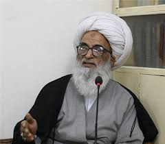 Ayatollah Bashir Najafi received thinkers from different countries