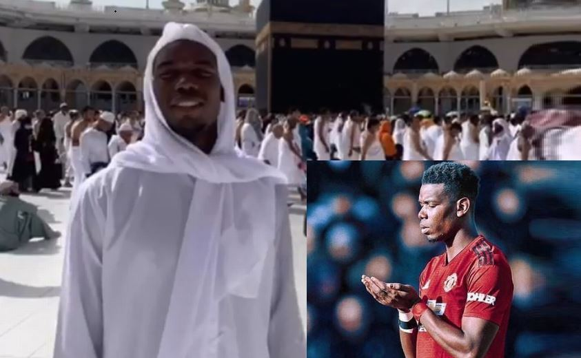 Pogba: This is why I converted to Islam despite not being raised as a Muslim
