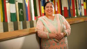 Meet the UK's first female Muslim secondary headteacher