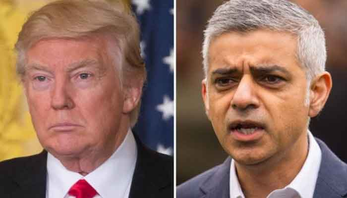 Muslim MP accuses government of 'shameful silence' over Trump's attack on Sadiq Khan