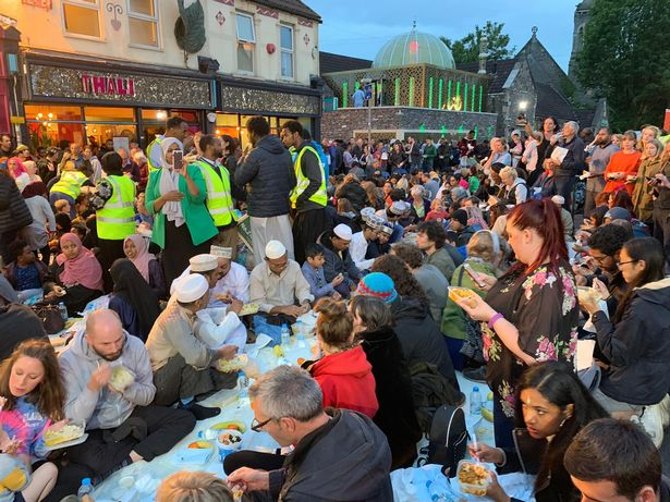 A Muslim in Bristol: The Grand Iftar shows us all at our best