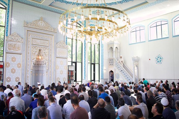 New Mosque opens in the Netherlands