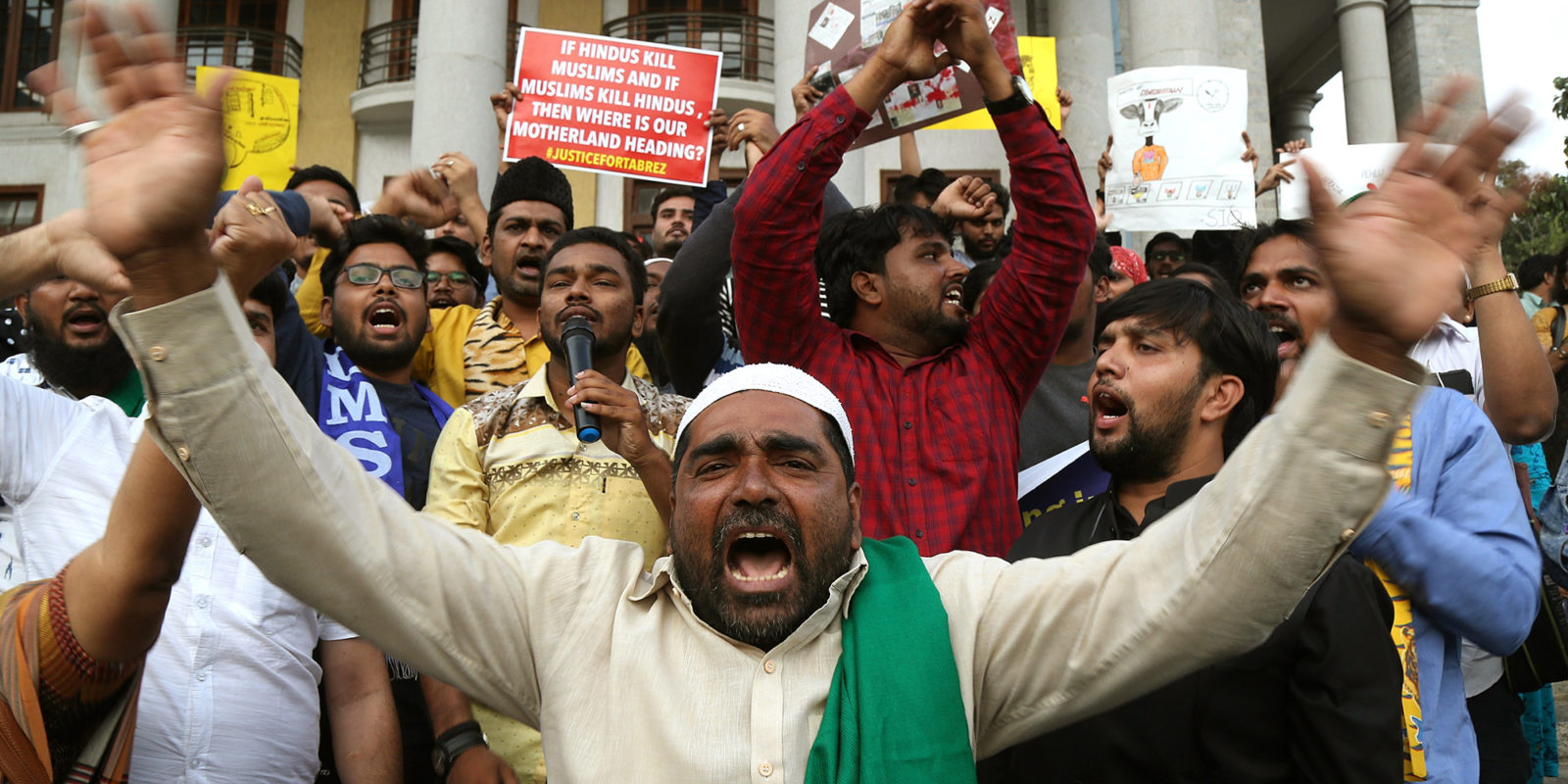 What a rising tide of violence against Muslims in India