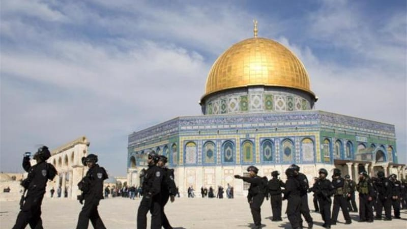 Israel bans call to prayer ۳۰۰ times at Ibrahimi Mosque